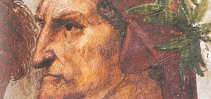 «Onorate  l'altissimo poeta»